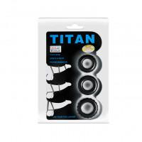 Baile Кольца Titan, чёрный