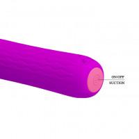 Вакуумный стимулятор клитора Pretty Love Ford пурпурный