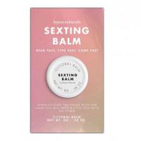Bijoux Indiscrets Бальзам для клитора SEXTING BALM с ароматом пряного имбиря, 8г