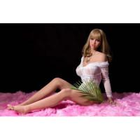Кукла для секса с металлическим скелетом 166 см Кэсси
