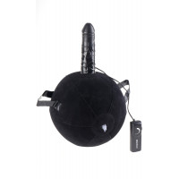 Мини секс-мяч с виброфаллосом  FFS Vibrating Mini Sex Ball