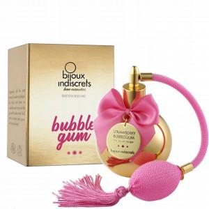 Bijoux Indiscrets Увлажняющий спрей для тела Bubble Gum Body Mist