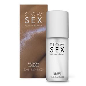 Bijoux Indiscrets Гель косметический Full Body Massage на силиконовой основе , 50мл